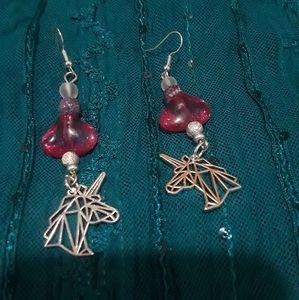 Frankenstein Designs Earrings